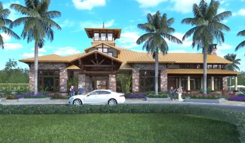 Club House - The Lodge
