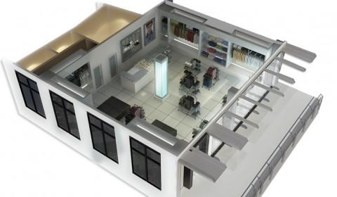 3D REVIT MODELING